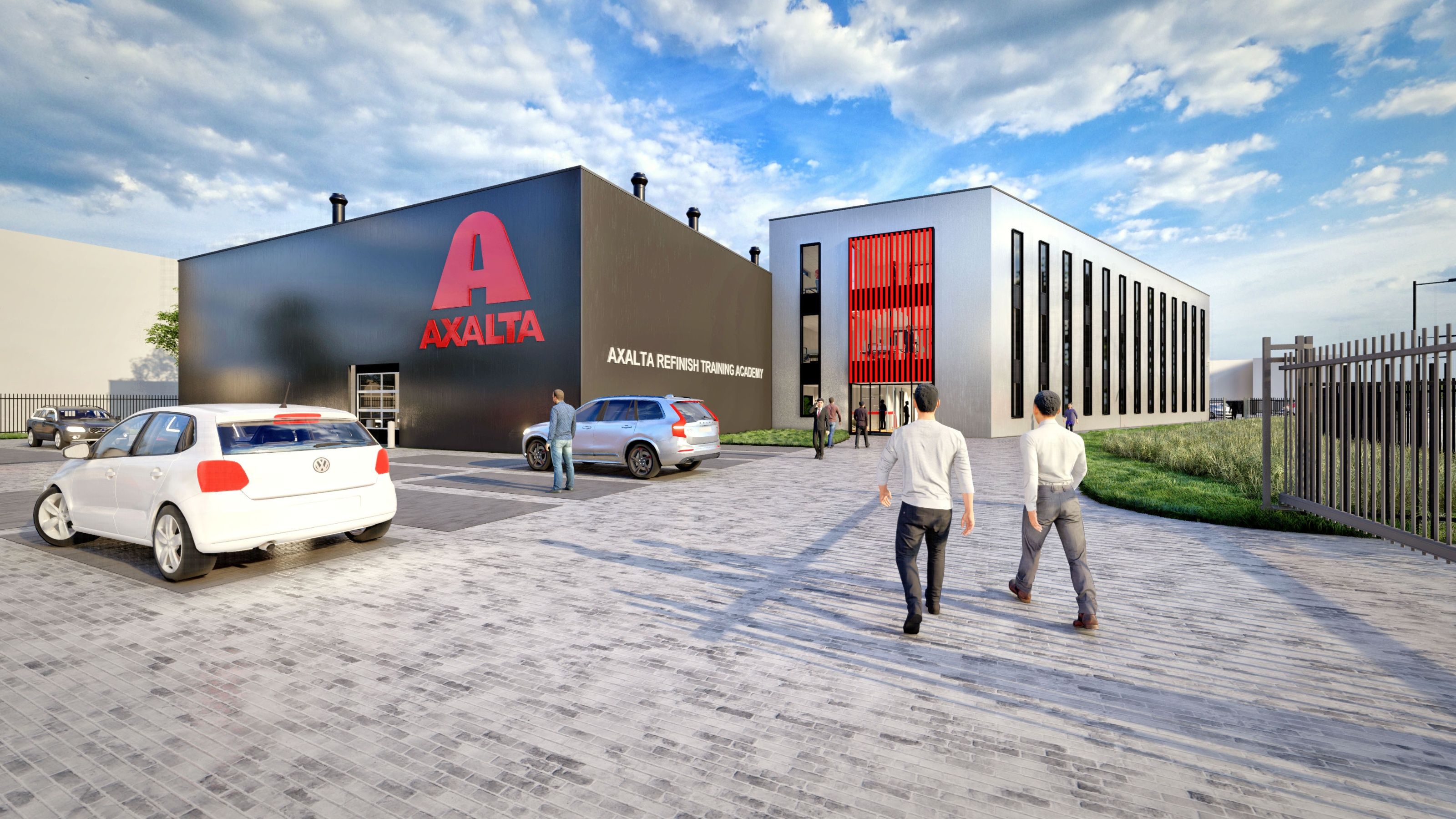 Axalta Signs Agreement to build New Facility in The Netherlands