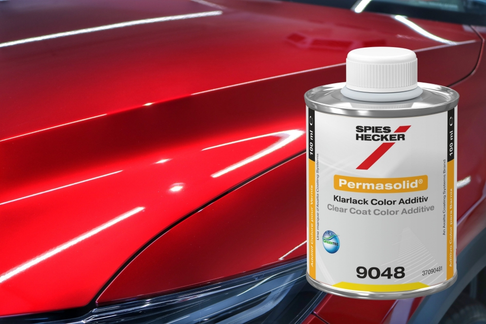 Permasolid® Clear Coat Color Additive 9048
