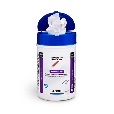 Priomat® Reactive Pretreatment Wipes 4000