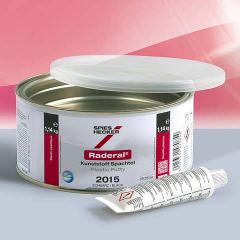 Raderal® Plastic Putty 2015 black