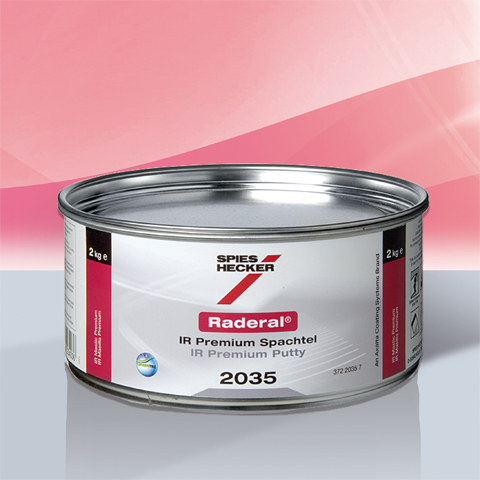 Raderal® IR Premium Putty 2035