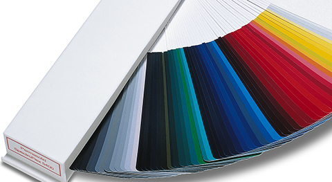 Color Swatch Permasolid SpectroFlex 5400