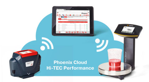This new technology brings all the information and every step in the workflow into Phoenix Cloud.
