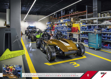 Juni - eRod - Offroad-Buggy l 2017 l KYBURZ l CH - Freienstein l Martin Kyburz, Fabien Caroselli l Sahara – Axalta's automotive colour of the year 2019