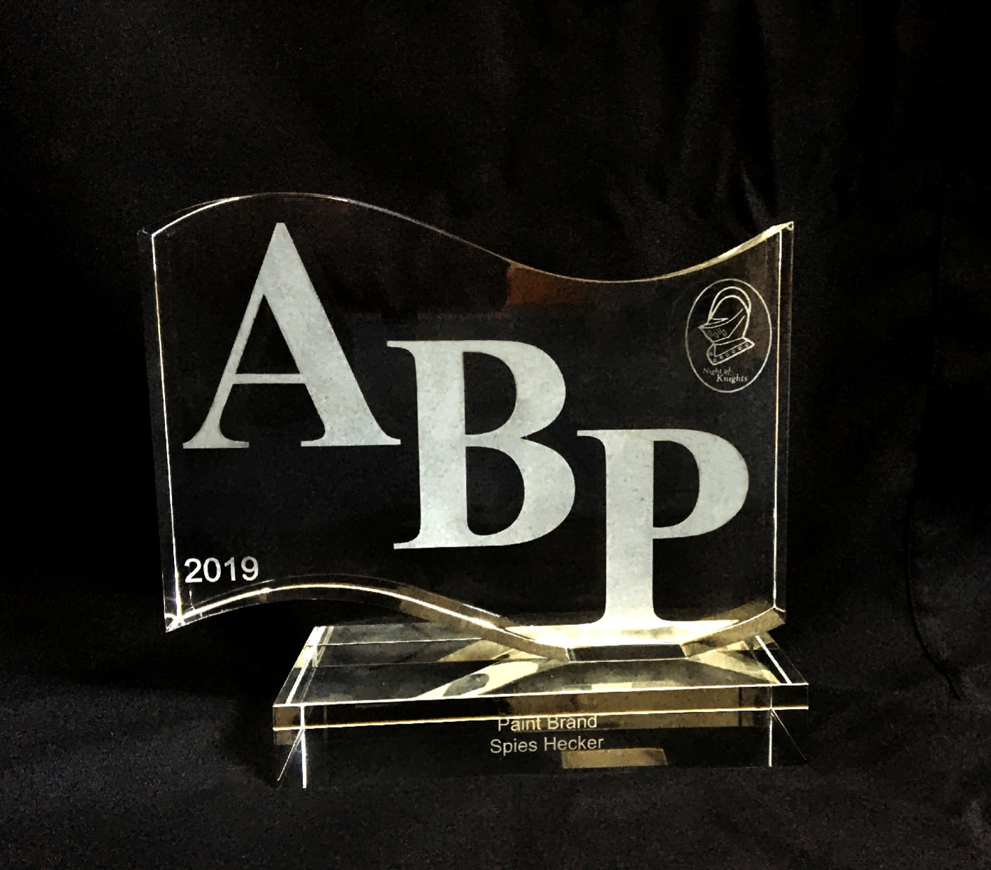 Spies Hecker scoops Paint Brand of the Year at ABP's Night of Knights Awards