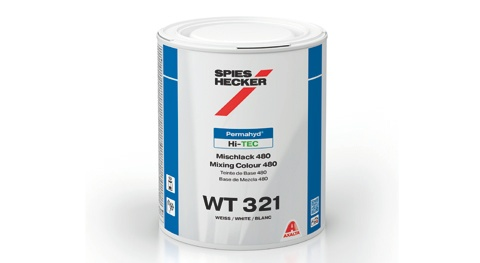 Speed TEC Products - Base Coat 480