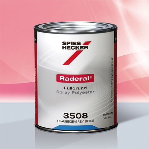 Raderal® Spray Polyester 3508