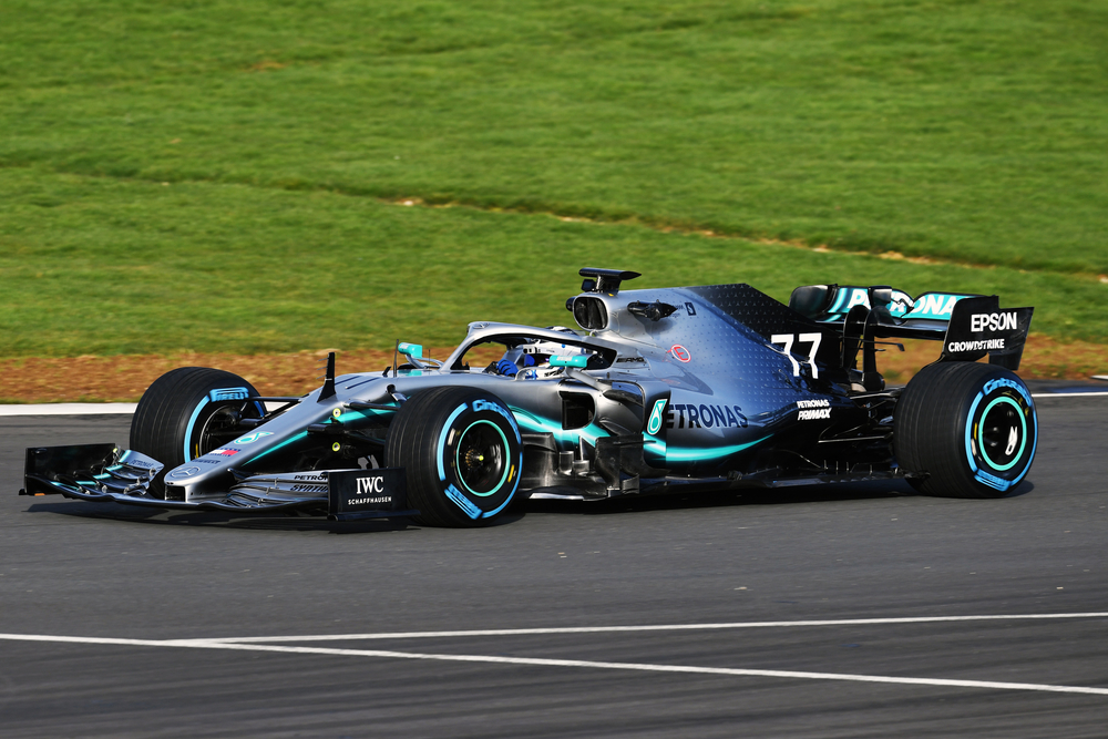 Mercedes-AMG Petronas Motorsport: New season, new livery, new colour