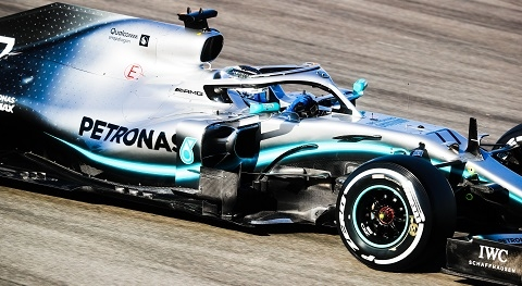Mercedes AMG Petronas Competition
