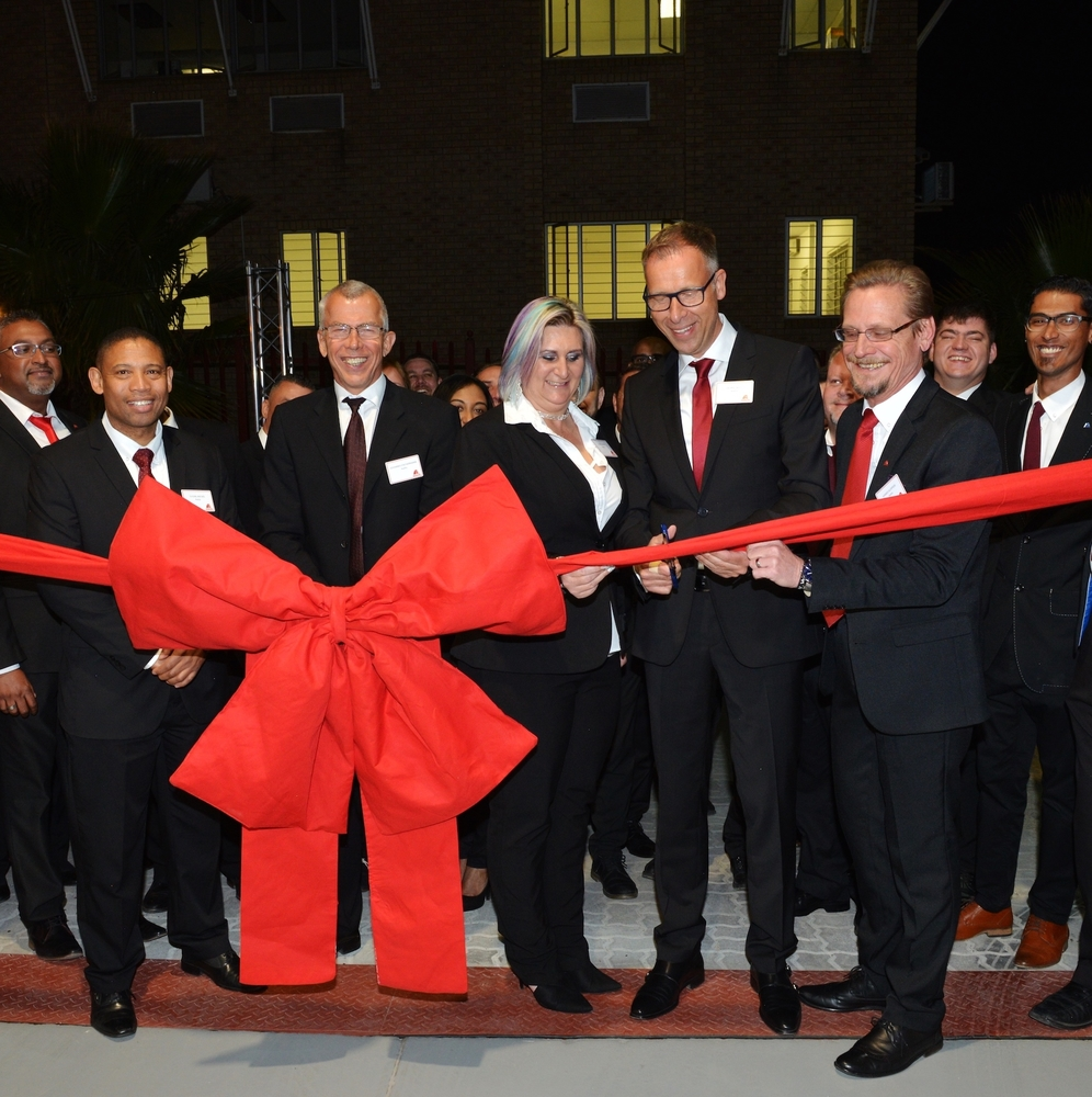 Axalta Opens New State-of-the-Art Refinish Customer Training Center in Midrand